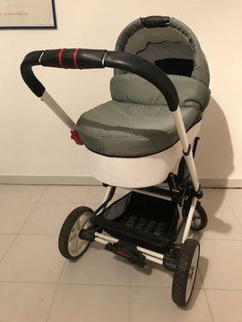 Kinderwagen - Hartan VIP XL Kombi Kinderwagen