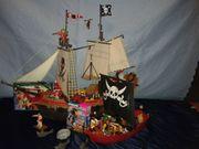 Playmobil Piratenschiffe und Piratenfiguren neu