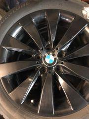 Original BMW Alufelge mti Winterreifen