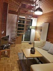 Gemütliche Wohnung im Dachgeschoss