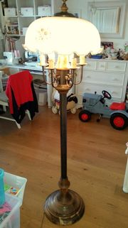 Tischlampe Stehlampe Landhaus-Stil