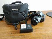Spiegelreflex DSLR Canon 600D