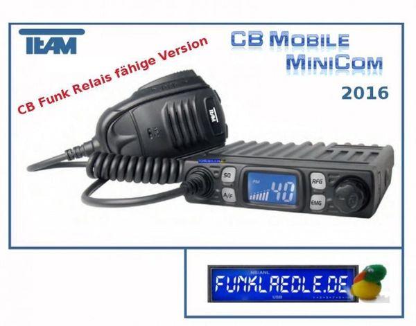 Team Minicom 2016 ALBRECHT 6110