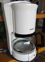 Klassische Kaffeemaschine