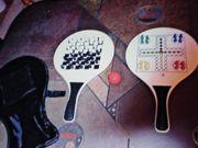 Tischtennis Set Schläger mit Gesellschaftsspiel