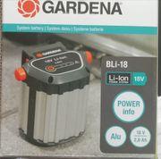 Gardena System Akku