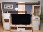 Wohnwand TV Wand Wohnzimmerschrank