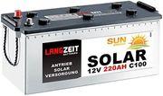 Solar Batterie