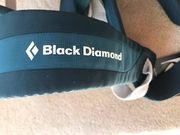 Neuer Klettergurt für Damen Black