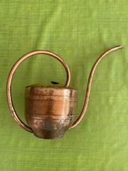 Giesskanne Kupfer aus den 60ern