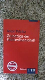 Grundzüge der Politikwissenschaft Anton Pelinka