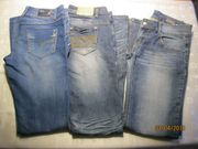 Kleidungspaket 3 Jeanshosen M L