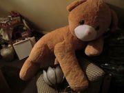 Teddybär riesig