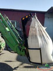 Big-Bag-Träger für Teleskoplader Euroaufnahme und
