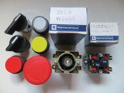 Telemecanique Schneider ZB2 Einbauschalter Elemente