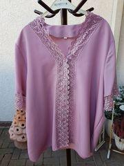 Neuwertige feminine Viskose-Bluse