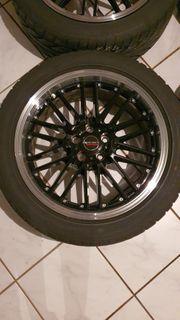 Borbet CW 2 black rim