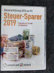 CD Steuer-Sparer 2019 für Steuererklärung