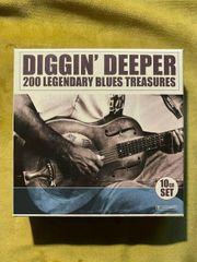 Diggin Deeper - 200 Legendary Blues