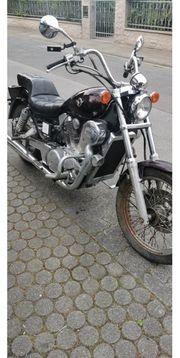 Kawasaki vn 1500 Se bobber