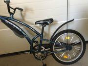 Anhängefahrrad Adams Trail-A-Bike Folder 1