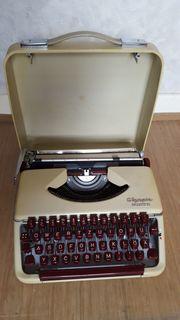 Schreibmaschine Olympia Splendid 66 Retro