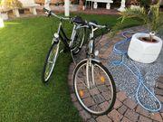 Fahrrad im Doppelpack