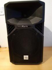 2 x Thomann Speaker Boxen