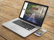 Webdesign - wir machen aus Ihrer