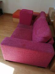 Sofa Polsterliege Röhrenfernseher zu verschenken