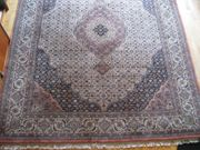 Teppich Orientteppich Indien Bidjar altrosa