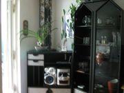 Wohnzimmer-Schrankwand auch einzeln günstig abzugeben