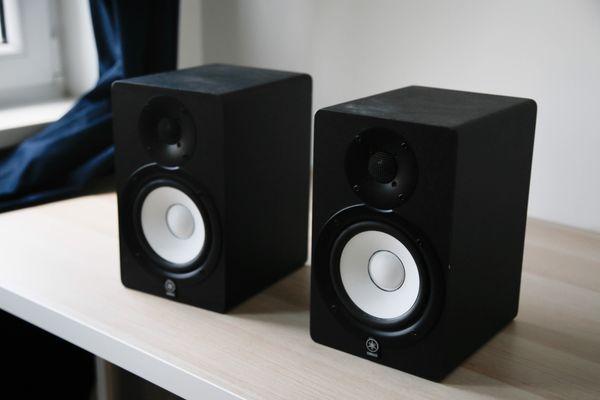 Yamaha HS50M Studio Monitore Samson