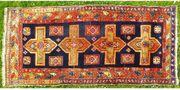 Orientteppich Kazak Dagestan 19te Jhdt