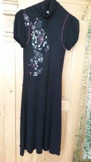 Viskose Kleid Gr S