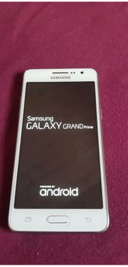 Samsung Grand Prime Weiss
