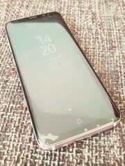Samsung Galaxy S8 in Pink