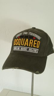 Dsquared Cap Capi Mütze Haube