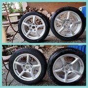 4 Winterräder komplett mit Reifen