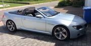 BMW M6 Cabrio Vollausstattung TÜV