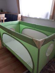 Chicco Reisegitterbett Reisebett Kinder grün