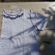 T-Shirt Baumolle Größe 50 mit