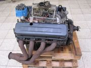 Chevy V8 Motor 502 cui