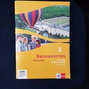 Decouvertes 3 französisches Lernbuch für
