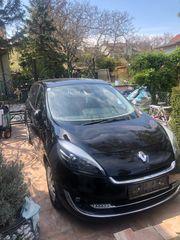Renault scenic 7 sitzer