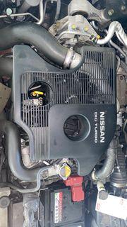 Nissan Juke Tekna Vollausstattung 4x4