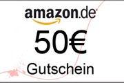 Amazon Gutschein 50