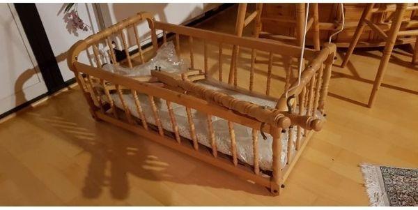 Wiege Baby Babywiege Holz top