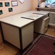 Homeoffice Schreibtisch Büroschreibtisch groß 80X