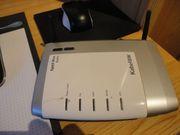 W-lan Router von Fritz- Box